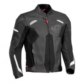 Kurtka sportowa IXON RHINO RED WHITE BLACK