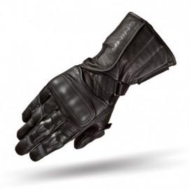 Rękawice skórzane damskie czarne GT-1 LADY