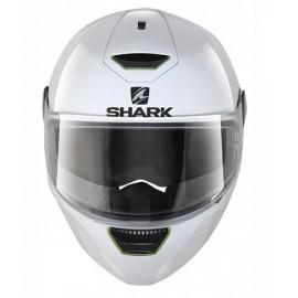 Kask motocyklowy Shark SKWAL biały połysk WYPRZEDAŻ
