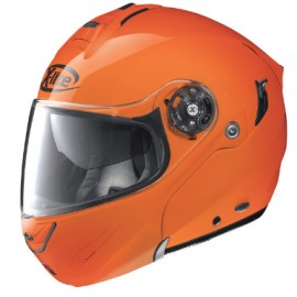 Kask szczękowy XLITE X1003 pomarańczowy WYPRZEDAŻ