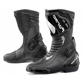 Sportowe buty motocyklowe Forma Freccia Black