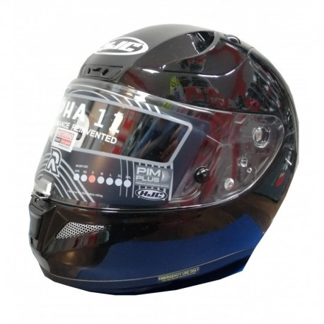Kask HJC ROHA-11 Metal Black