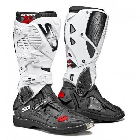 Buty SIDI CROSSFIRE 3 czarno-białe