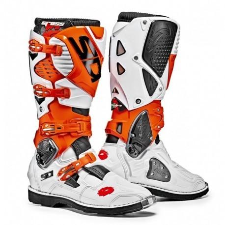 Buty SIDI CROSSFIRE 3 biało-pomarańcz