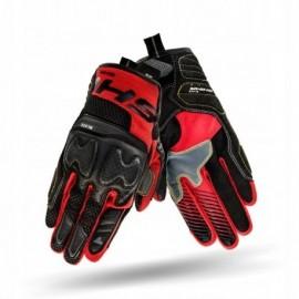 Rękawice SHIMA Blaze czarno-czerwone