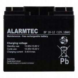 Akumulator bezobsługowy ALARMTEC BP 18-12 12V 18A