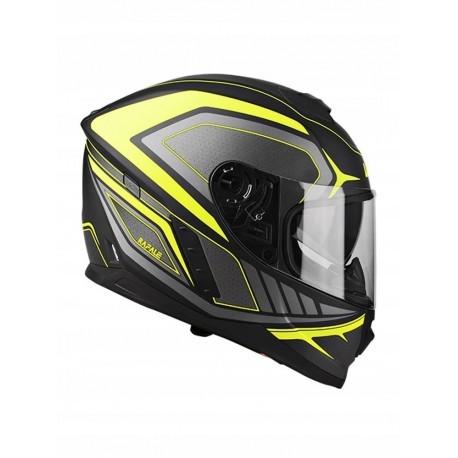Kask Motocyklowy LAZER RAFALE Hexa żółty