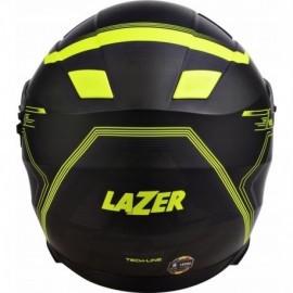 Kask motocyklowy LAZER BAYAMO Techline żółty