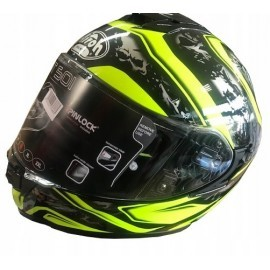 KASK AIROH ST 501 DUDE YELLOW