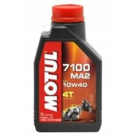 Olej syntetyczny MOTUL 7100 MA2 4T 1L