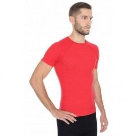 BRUBECK ACTIVE WOOL MERINO męska koszulka
