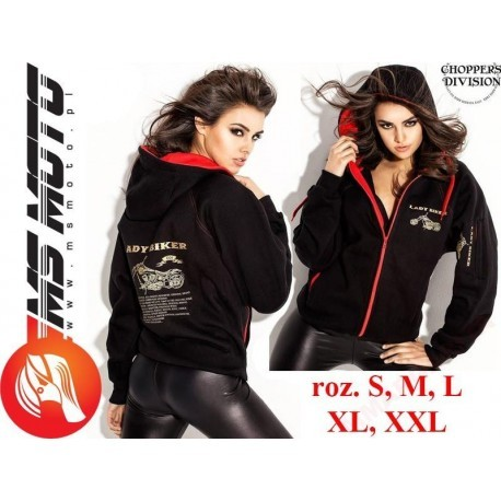 Choppers Division BLUZA Lady Biker