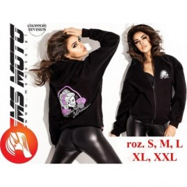 Choppers Division BLUZA Skull Lady