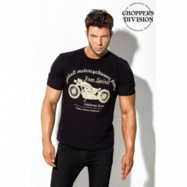 Choppers Division męska bluzka koszulka T-shirt Free Spirit