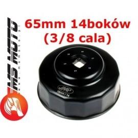 JMP klucz do filtra filtrów oleju 65mm 14 boków 3/8 cala