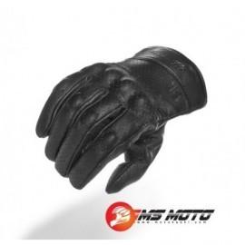 Roleff RO71 letnie turystyczne rękawice motocyklowe skórzane