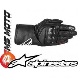 Alpinestars sportowe rękawice motocyklowe SP-8 skóra