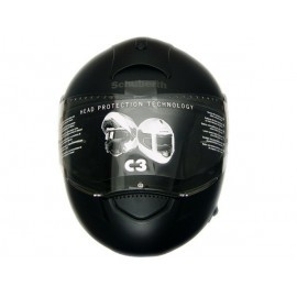 Kask motocyklowy Schuberth C3 Czarny mat