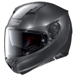 Nolan kask motocyklowy N87 Special Plus N-Com Glossy Black Graphite