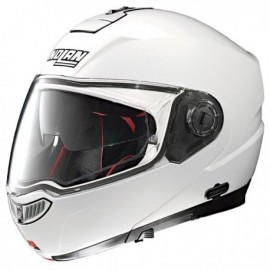 Nolan kask motocyklowy N104 Absolute Classic White