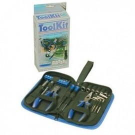 Zestaw podstawowych narzędzi motocyklowych Oxford Tool Kit OF291