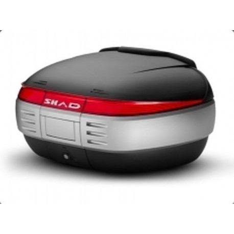Shad SH50 centralny kufer poj 50l na 2 kaski + płyta montażowa