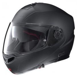 Nolan Kask Motocyklowy N104 EVO Classic N-COM Mat black 10 Czarny Matowy