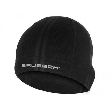 BRUBECK Termoaktywna czapka zimowa Merino HM10080