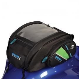 Oxford motocyklowa mini torba na bak 7l tankbak z magnesami OL430