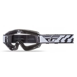 Gogle Fly Focus czarne Cross Quad Atv Enduro