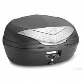 KAPPA K466NT Urban Tech kufer centralny Monolock 46L + płyta montażowa