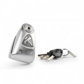 Kovix KAL6 Blokada tarczy hamulcowej z alarmem 120bB + linka przypominacz + etui saszetka