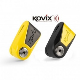 Kovix KNL15 Blokada tarczy hamulcowej z alarmem 120bB + linka przypominacz