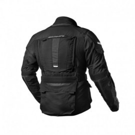Shima Horizon męska kurtka motocyklowa czarna