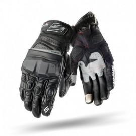 Shima XRS czarne sportowe męskie rękawice motocyklowe