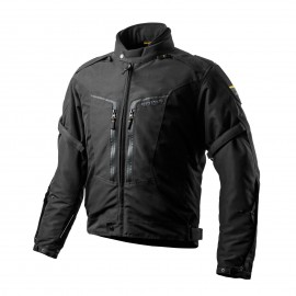Shima Combat męska kurtka motocyklowa czarna