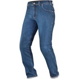 Shima Gravel Indygo Blue spodnie jeansy motocyklowe niebieskie