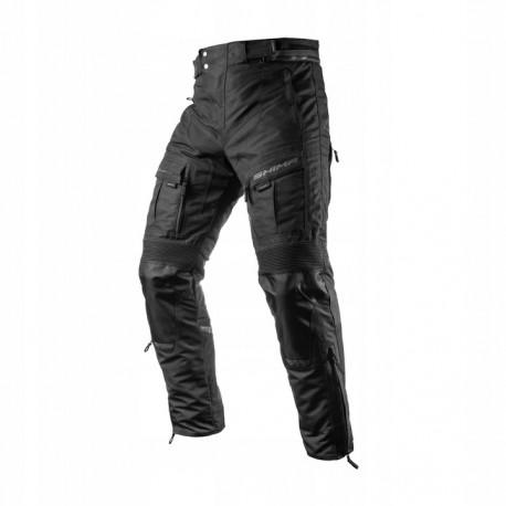 Shima Rift sportowe spodnie motocyklowe czarne