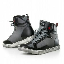 Shima SX-2 miejskie męskie buty motocyklowe czarno szare