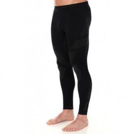 Brubeck Dry spodnie męskie z długą nogawką LE11860 czarny grafit