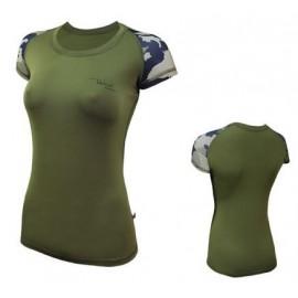Damska koszulka termoaktywna Furious Army Lady