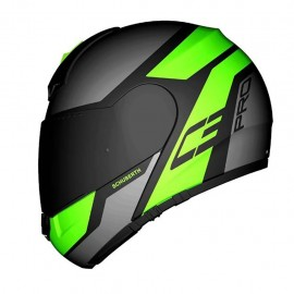 Kask motocyklowy SCHUBERTH C3 PRO Echo Green
