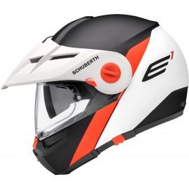 Kask motocyklowy SCHUBERTH E1 Crossfire Orange