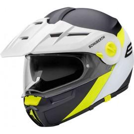 Kask motocyklowy SCHUBERTH E1 Crossfire Yellow