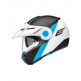 Kask motocyklowy SCHUBERTH E1 Gravity Blue
