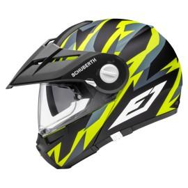 Kask motocyklowy SCHUBERTH E1 Rival Yellow