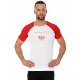 BRUBECK ATHLETIC 3D Husar PRO koszulka męska