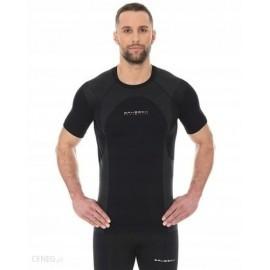 BRUBECK DYNAMIC OUTDOOR koszulka męska czarna