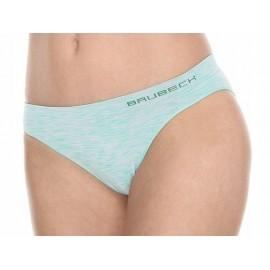 BRUBECK FUSION Majtki bikini damskie zielone